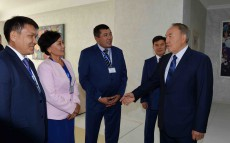 Visiting Almaty School 168