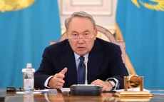 Board Meeting on Samruk Kazyna National Welfare Fund Management