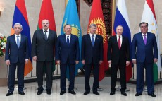 Participation in the informal meeting of the CSTO member states' leaders