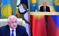 President Kassym-Jomart Tokayev held a conversation with Mikhail Myasnikovich, Chairman of the Board of the Eurasian Economic Commission