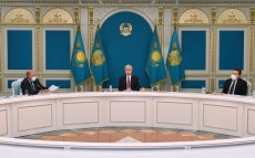 President Kassym-Jomart Tokayev held a meeting of the Supreme Council for Reforms