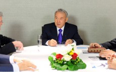 President Nursultan Nazarbayev Meets with Leaders of Spanish Companies as MAXAM, OHL and Next Limit Technologies