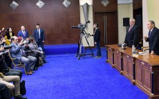 Press conference on the CSTO Collective Security Council session